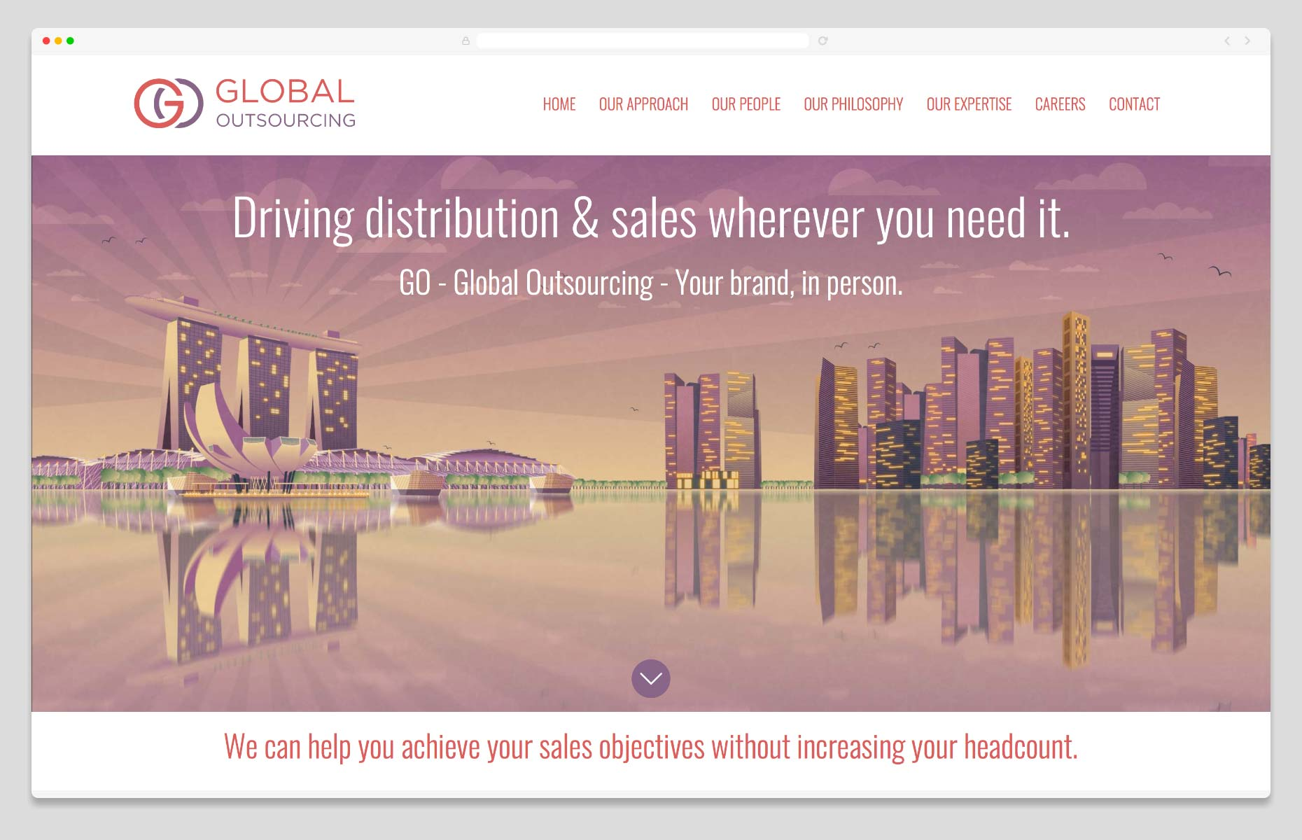 Website Design London - Go ~ Global Outsourcing